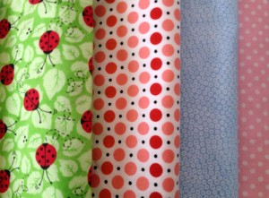 Other fabrics I have available.